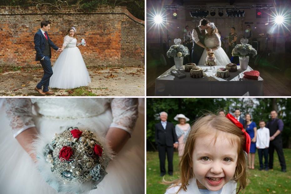 Wedding at Ridings Barn Cheshunt