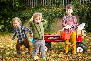 Autumn family photoshoots Hertfordshire sharon cooper