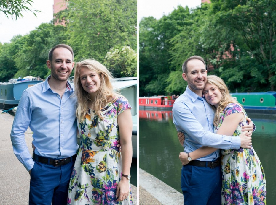 pre wedding shoot at Regents canal London_0001