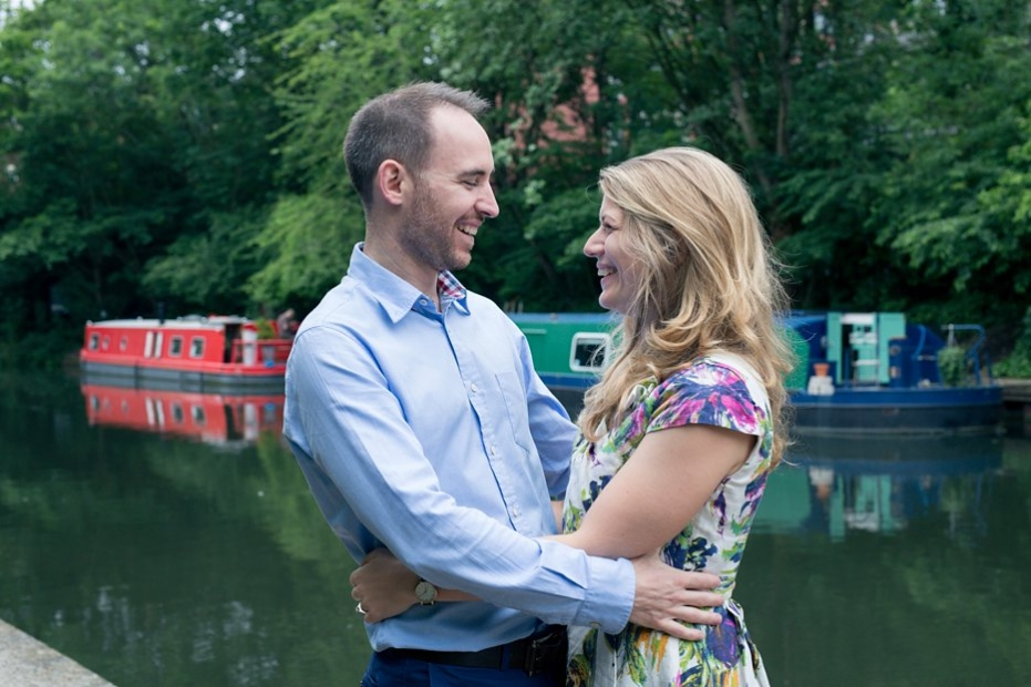 pre wedding shoot at Regents canal London_0002