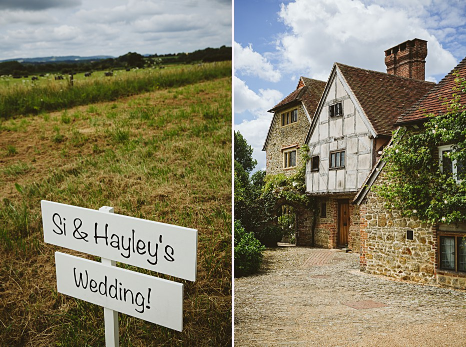 Sussex Grittenham Barn Boho Wedding_0001