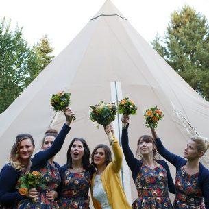 secret garden wymington wedding photographer